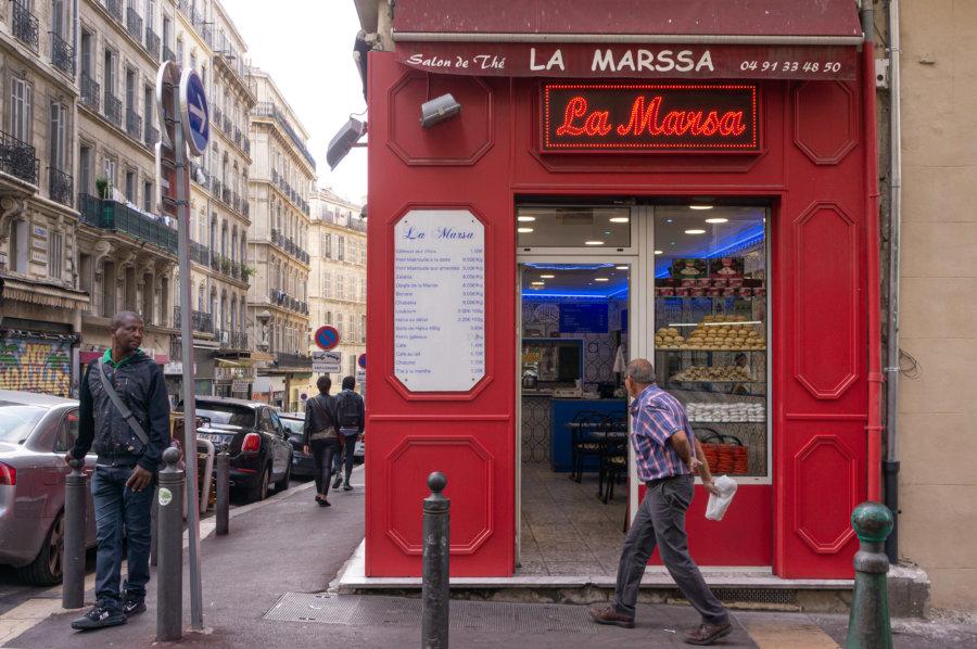 Pâtisserie tunisienne à Noailles