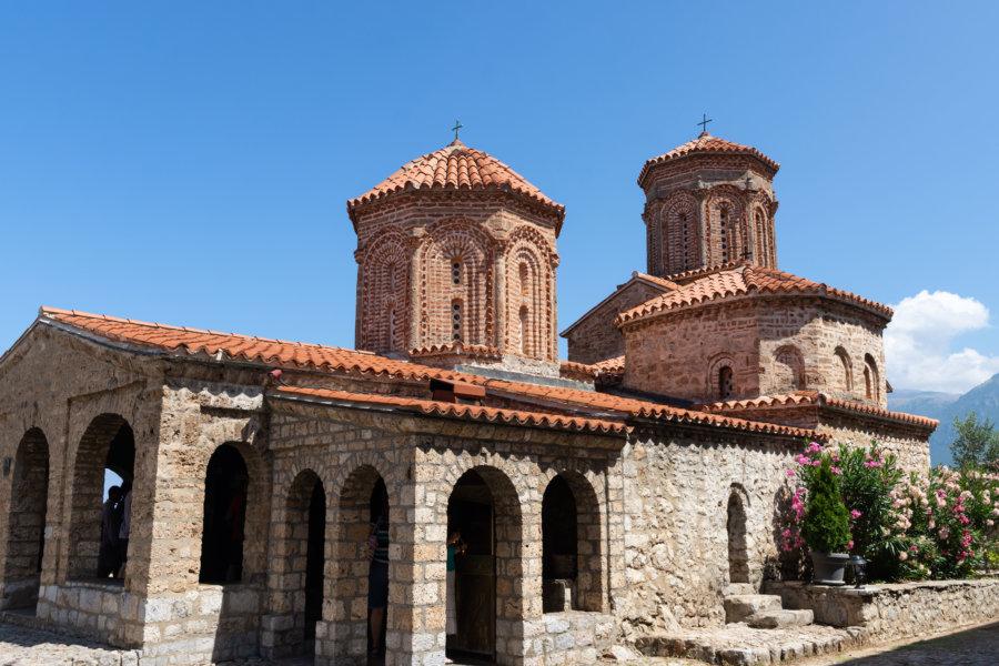 Monastère de Saint-Naum, Macédoine