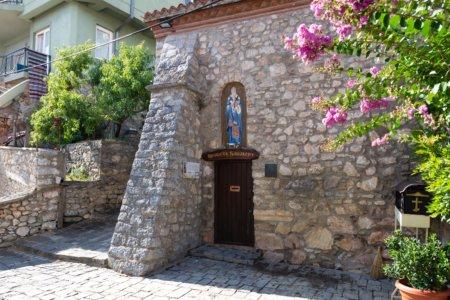 Église Saint-Clément à Ohrid