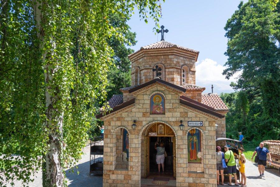 Église Saint-Petka en Macédoine