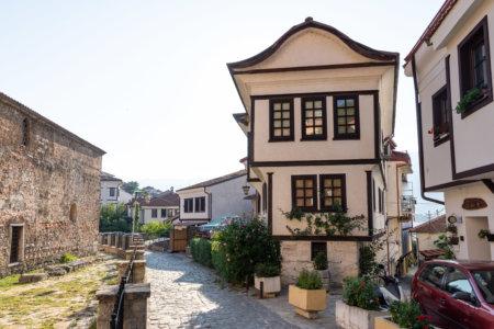 Vieux centre d'Ohrid