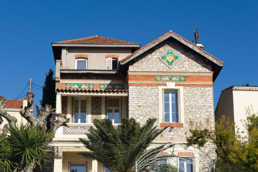 Villa à l'Estaque, Marseille
