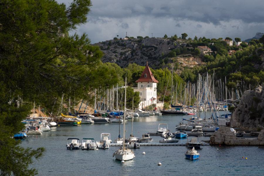 Calanque de Port-Miou, Cassis