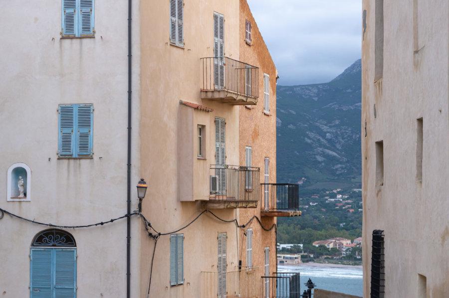 Citadelle de Calvi en Haute-Corse