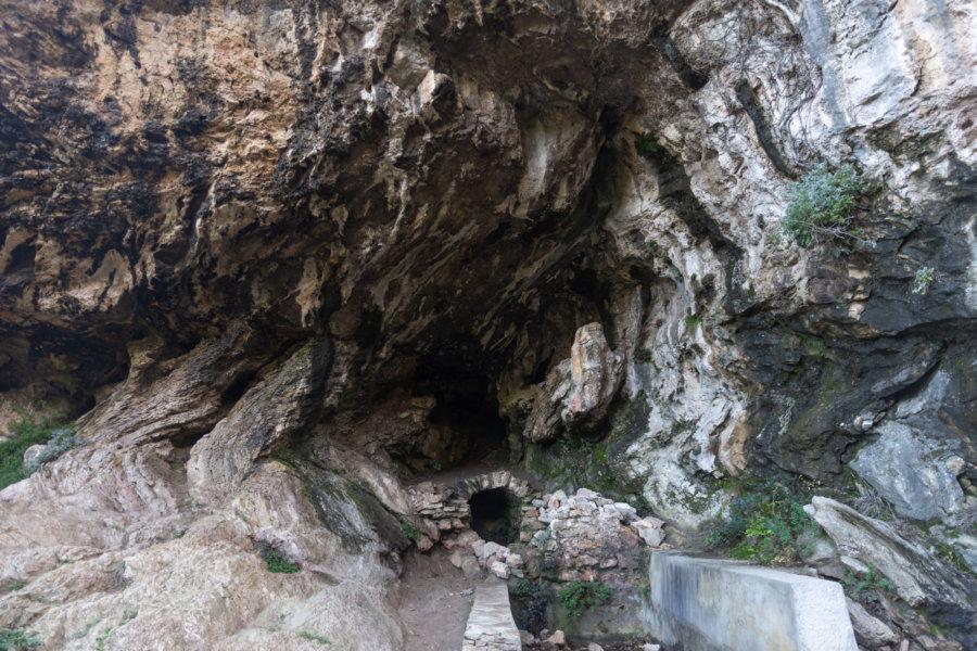 Fontaine de Voire à Marseille