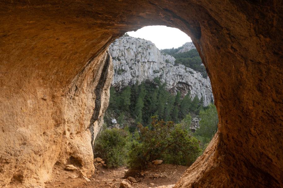 Grotte Rolland à la Croix Pastré, Marseille