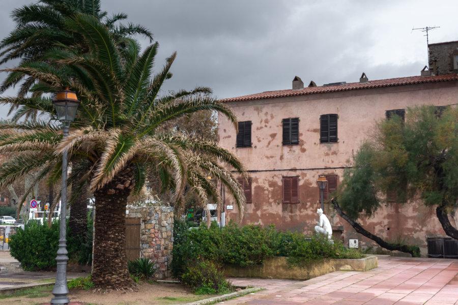 L'Île-Rousse, ville de Haute-Corse
