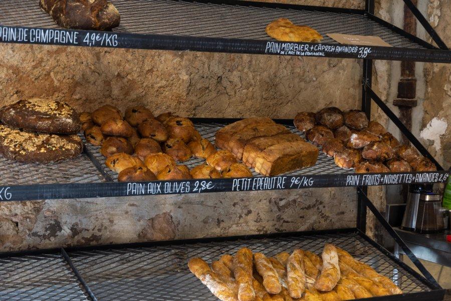 Pain pan, boulangerie marseillaise