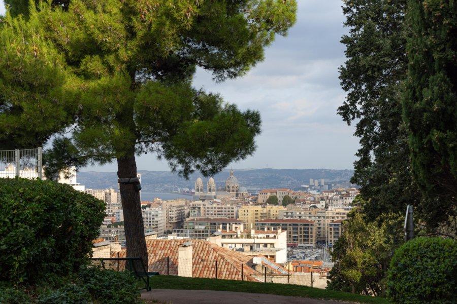 Parc Pierre Puget à Marseille