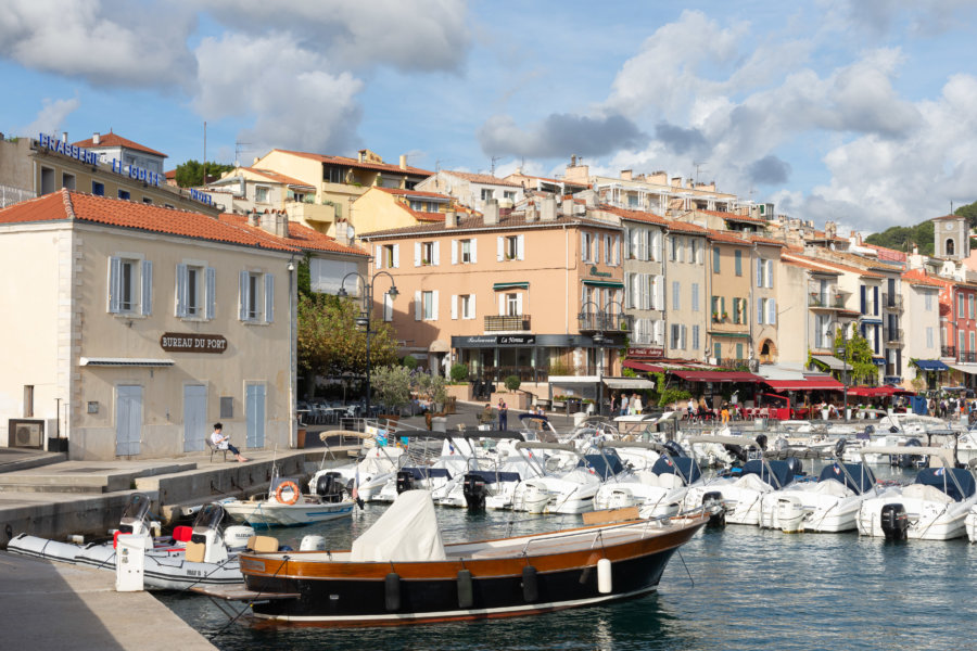 Port de Cassis, Provence