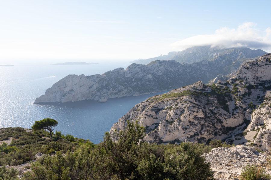 Crête de Morgiou, Calanques de Marseille