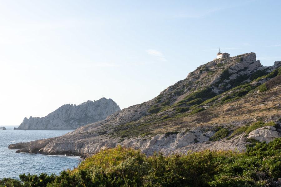 Randonnée à Marseilleveyre et Callelongue