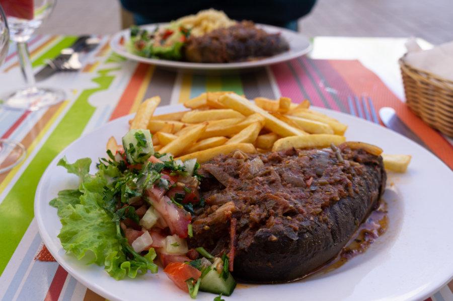 Restaurant arménien à Marseille