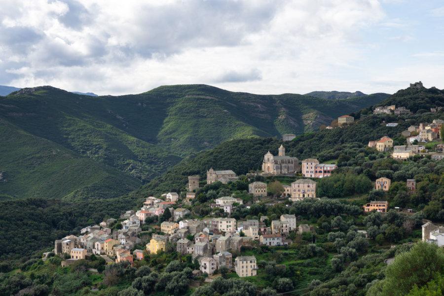 Village de Rogliano, Cap Corse