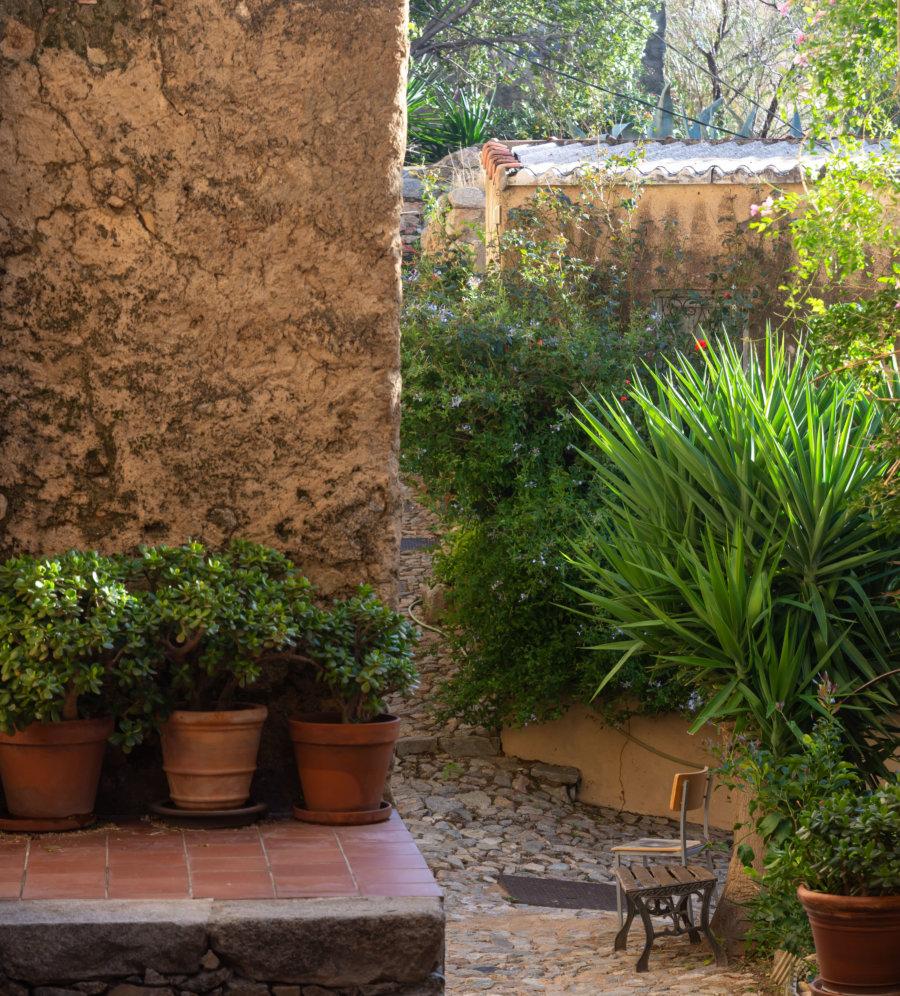 Ruelle de Pigna, village de Haute-Corse