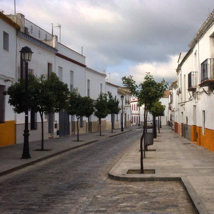Village andalou en Espagne