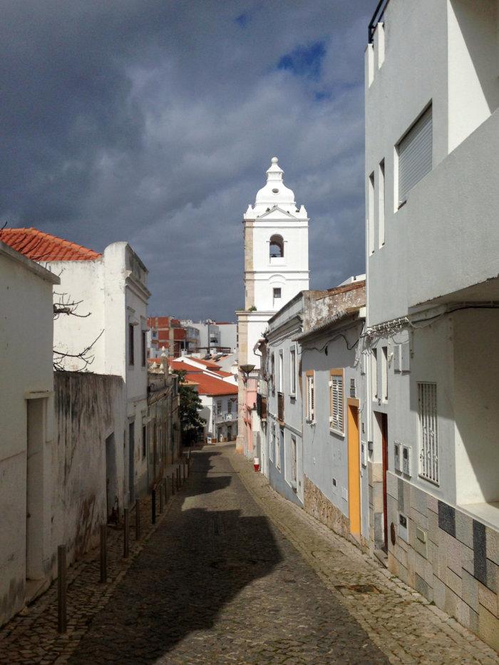 Village blanc en Andalousie, Espagne