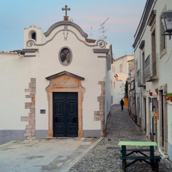 Ville de Tavira au Portugal