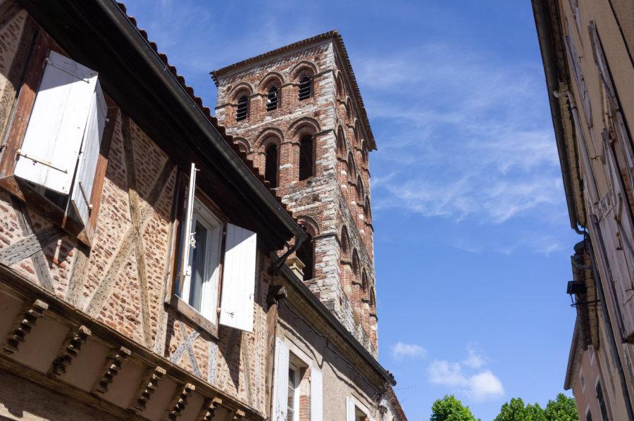 Colline des Soubirous à Cahors