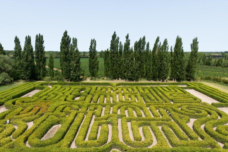 Labyrinthe de Borges à San Rafael, Argentine