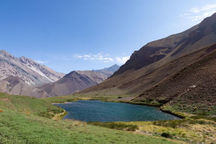 Laguna de horcones, Aconcagua
