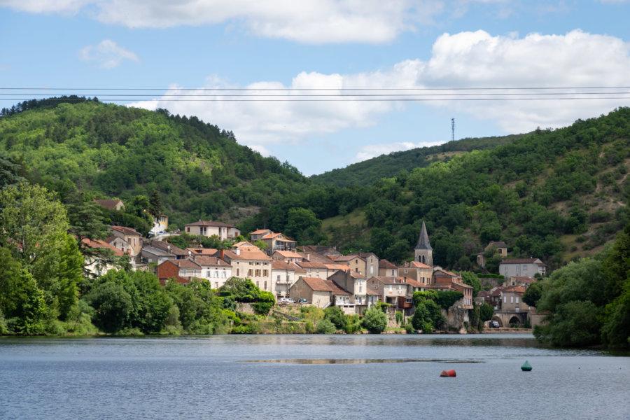 Village de Laroque-des-Arcs, Lot