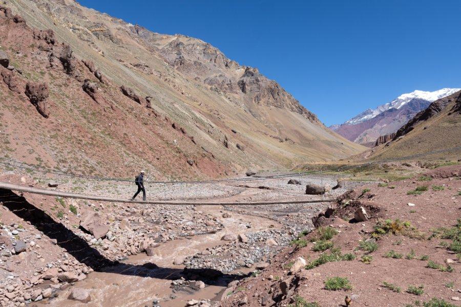 Randonnée sur l'Aconcagua
