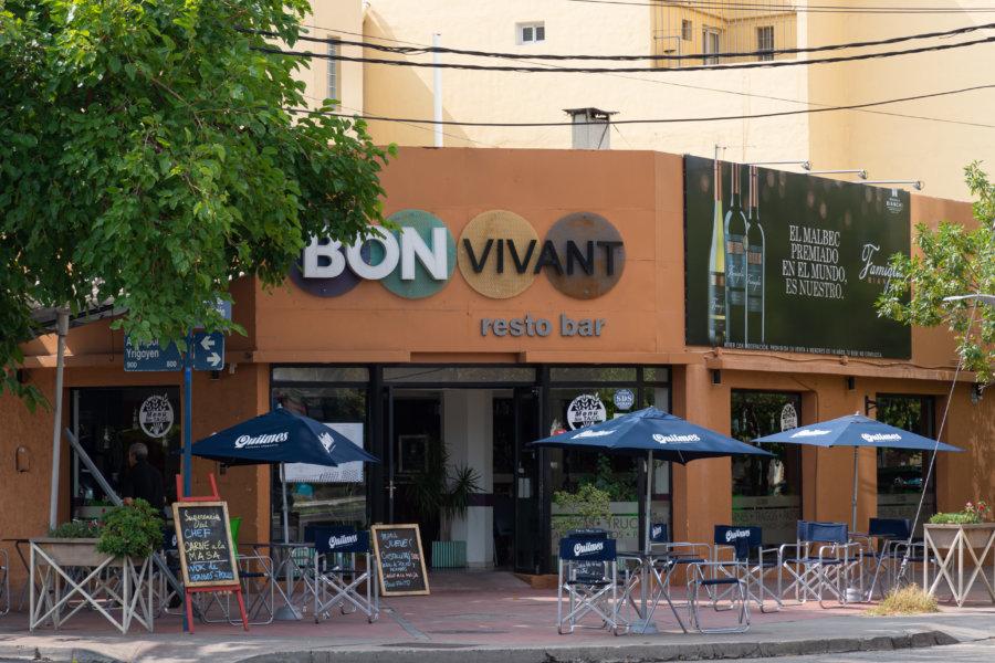 Restaurant Bon Vivant à San Rafael, Argentine