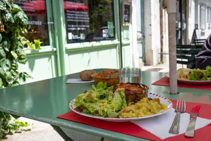 Restaurant végétarien à Cahors