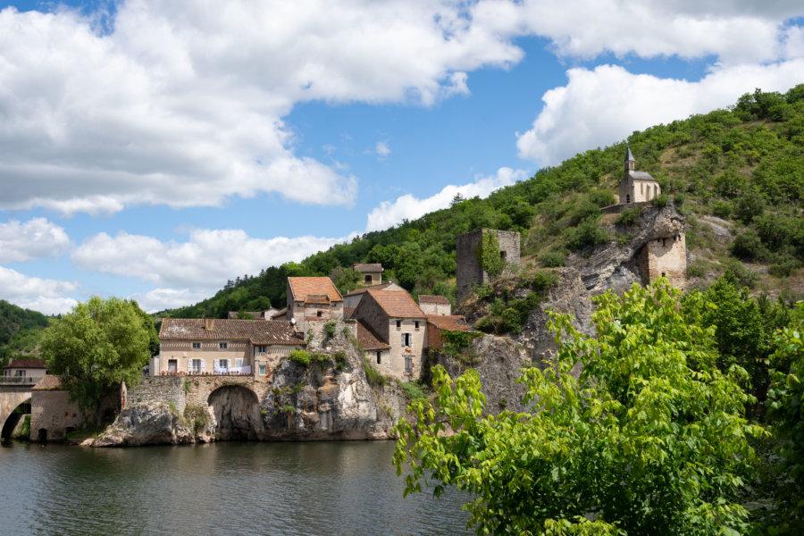 Village de Laroque des Arcs
