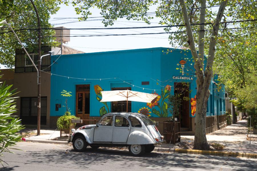 Restaurant Calendula à Mendoza