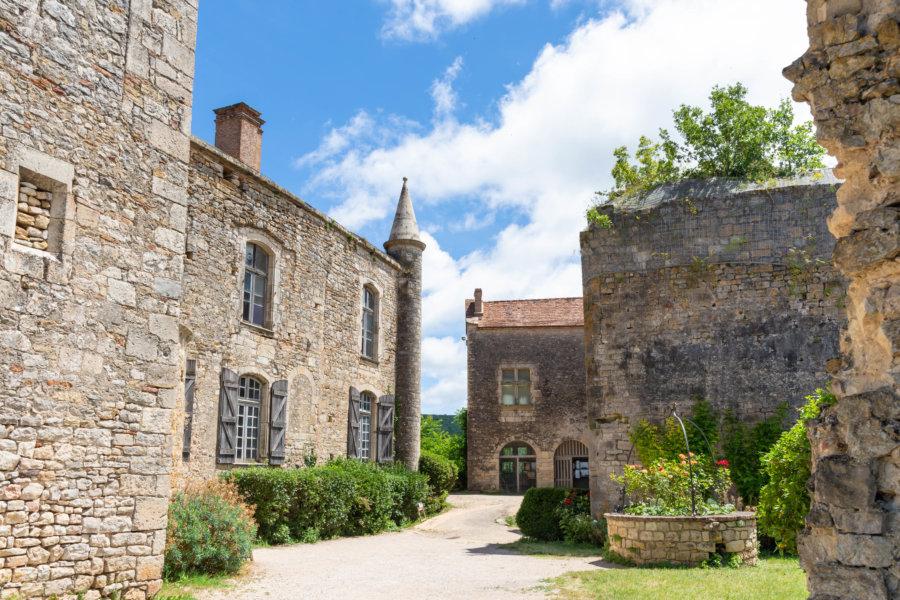 Château de Bruniquel, Tarn-et-Garonne