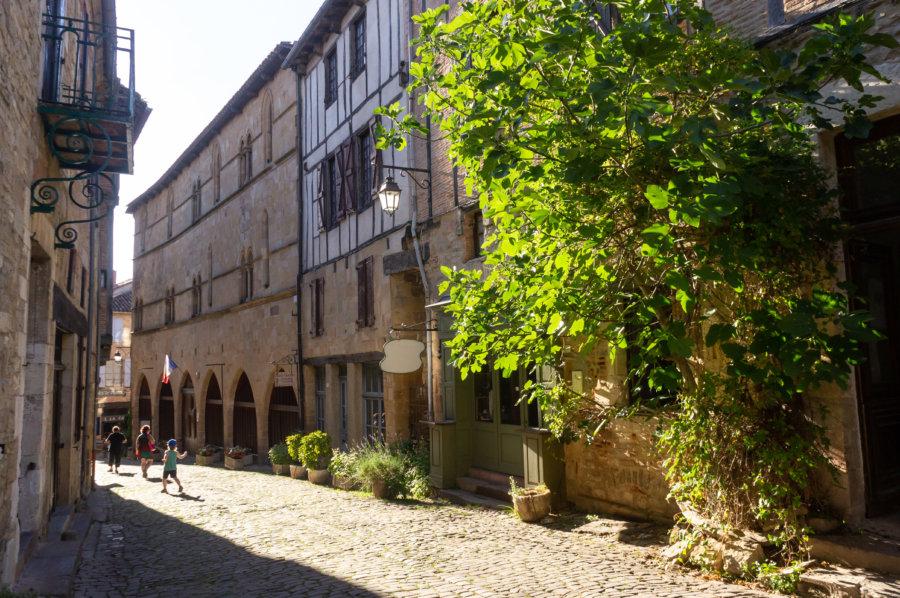 Tourisme à Cordes-sur-Ciel, Tarn