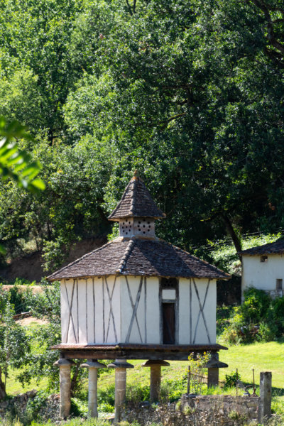 Pigeonnier dans le Tarn, Occitanie