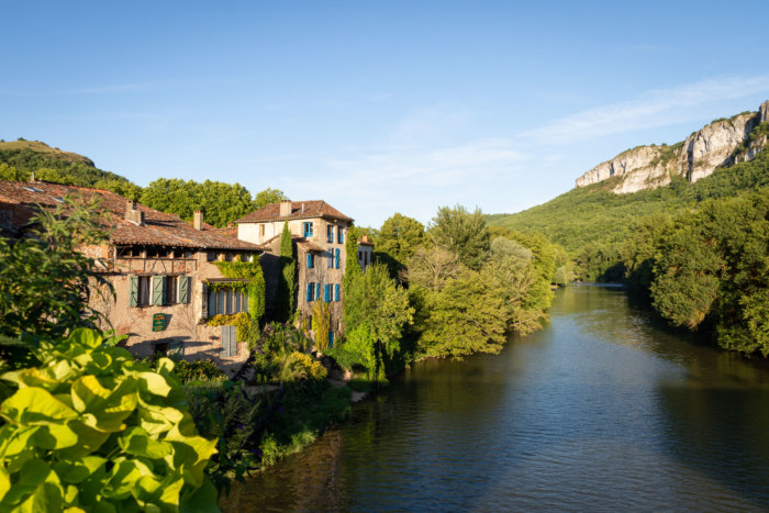 Saint-Antonin-Noble-Val et l'Aveyron