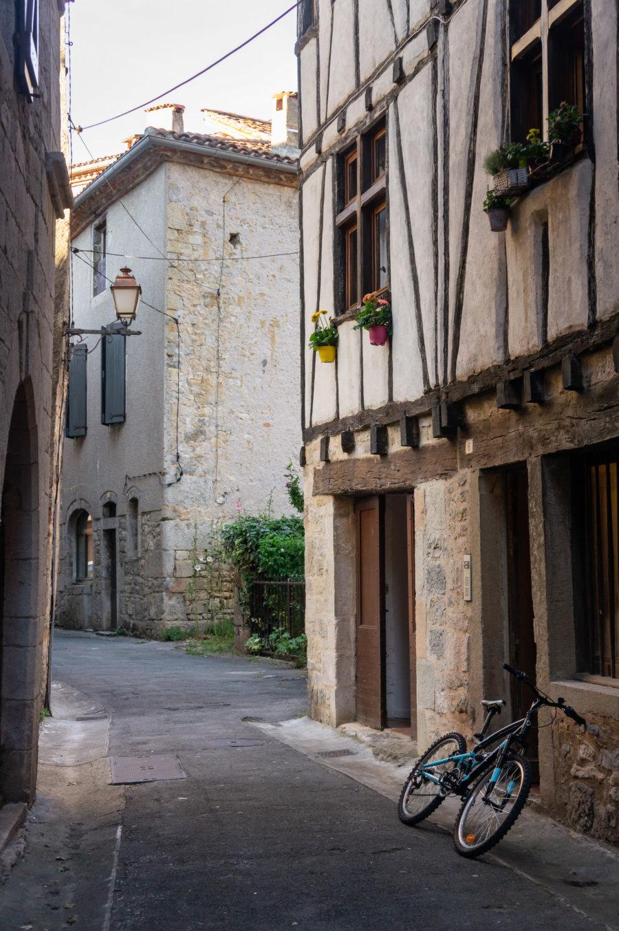 Maisons de Saint-Antonin-Noble-Val