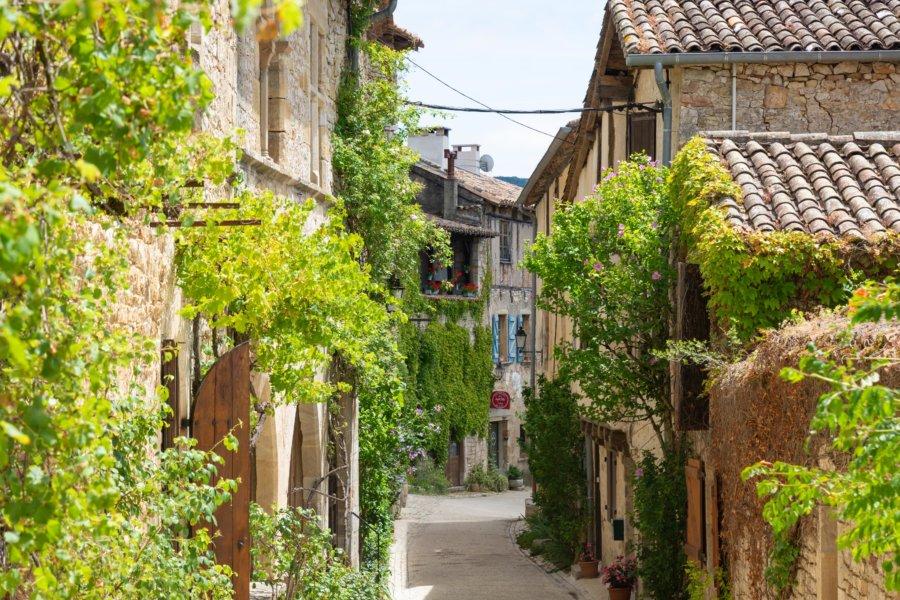 Village de Bruniquel, Tarn-et-Garonne