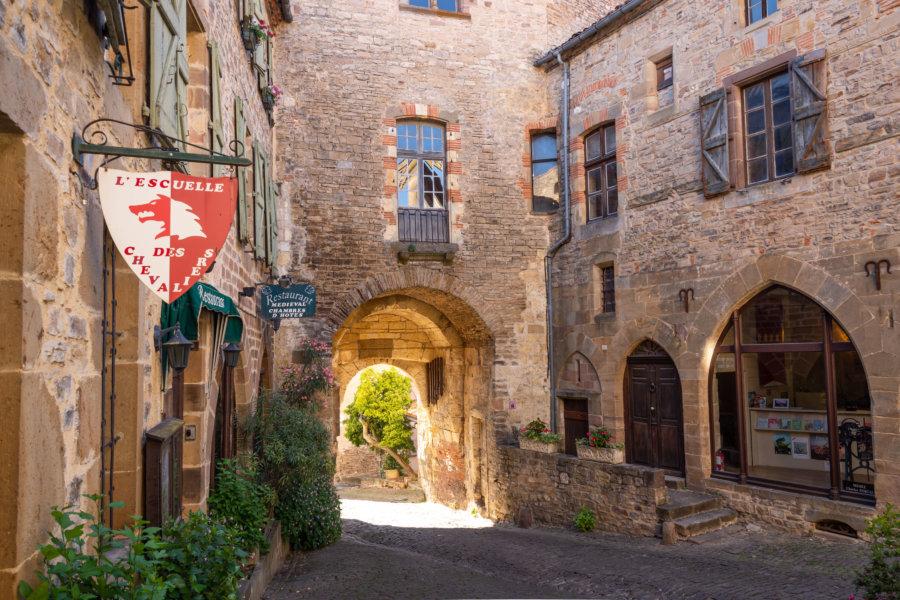 Village de Cordes-sur-Ciel, Tarn