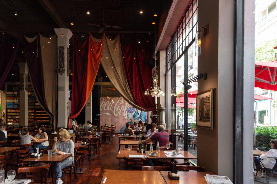 Café notable El Cairo à Rosario