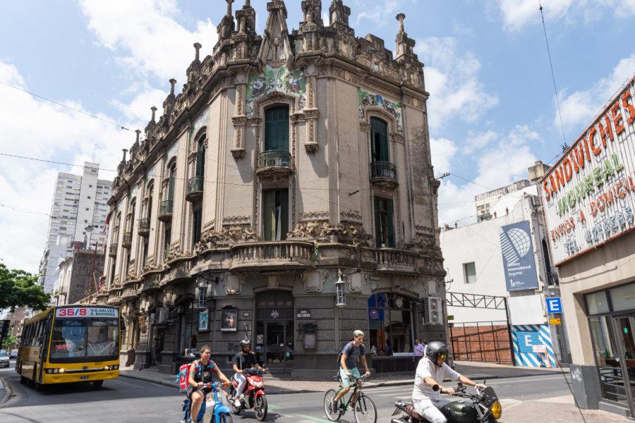 Centre-ville de Rosario en Argentine