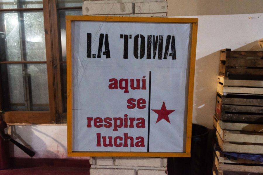 Marché La Toma à Rosario, Argentine