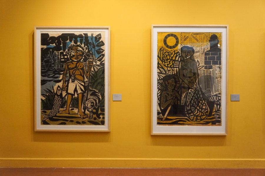 Musée des beaux arts à Rosario