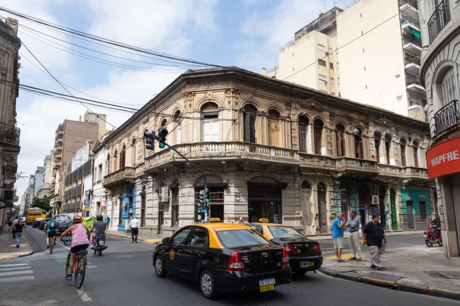 Centre de Rosario en Argentine