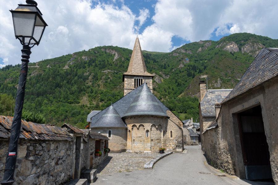 Église de Vielle-Aure, Hautes-Pyrénés