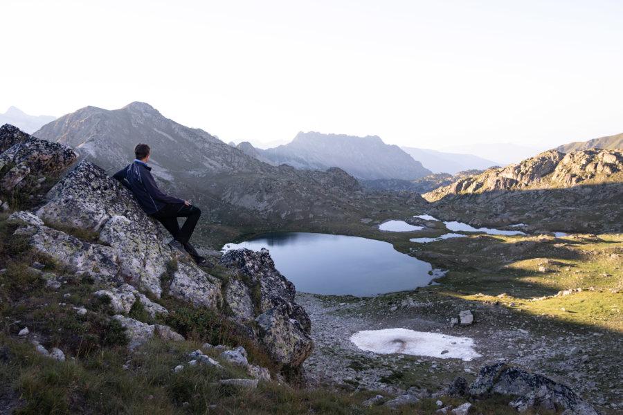 Lac de la Hourquette, réserve du Néouvielle
