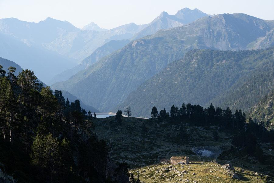 Randonnée parmi les lacs de Néouvielle