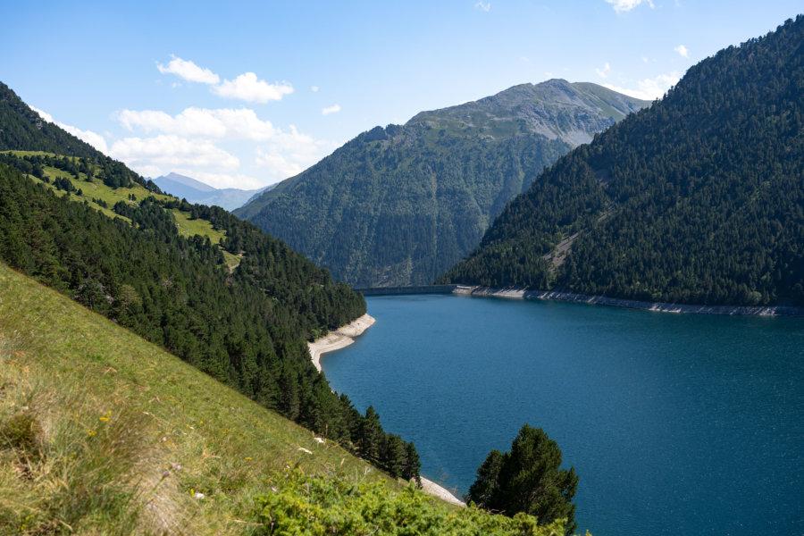 Lac de l'Oule, réserve de Néouvielle, Pyrénées
