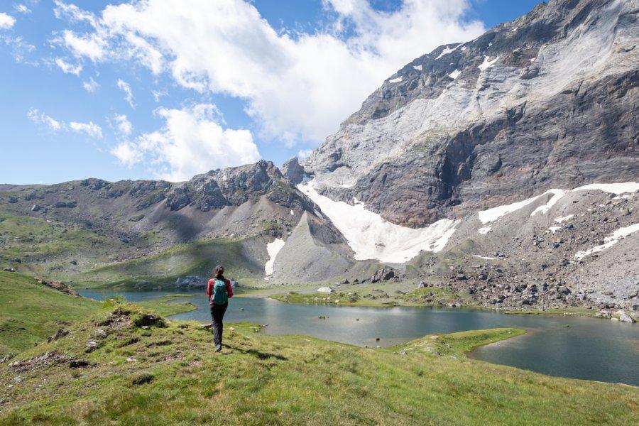 Randonnée au lac de Barroude, Hautes-Pyrénées