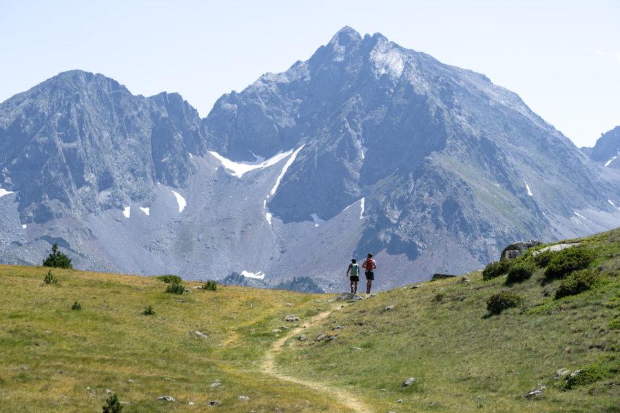 Randonnée sur le massif du Néouvielle, Pyrénées