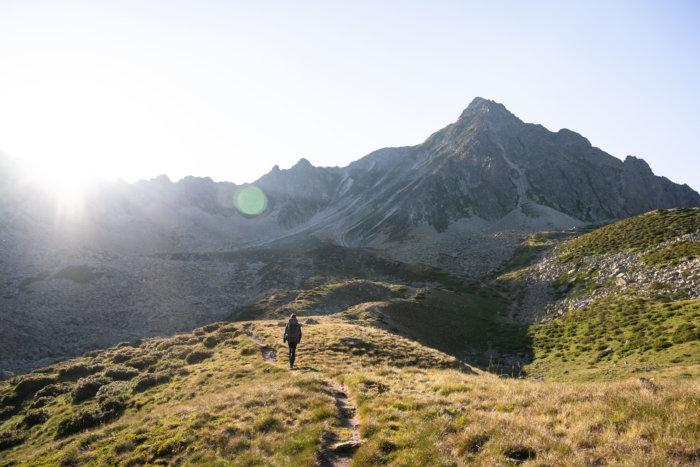 Randonnée dans la réserve du Néouvielle : la montagne l'été